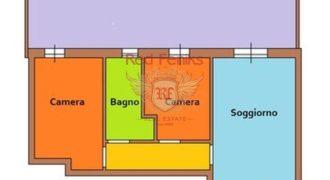 Апартаменты в Абруццо, Италия, 50 м2