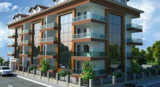 Апартаменты в Аланье, Турция, 46 м2