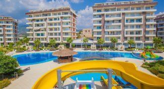 Апартаменты в Аланье, Турция, 84 м2
