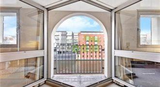 Апартаменты в Амстердаме, Нидерланды, 51 м2