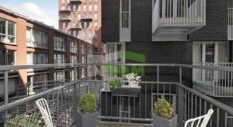 Апартаменты в Амстердаме, Нидерланды, 55 м2