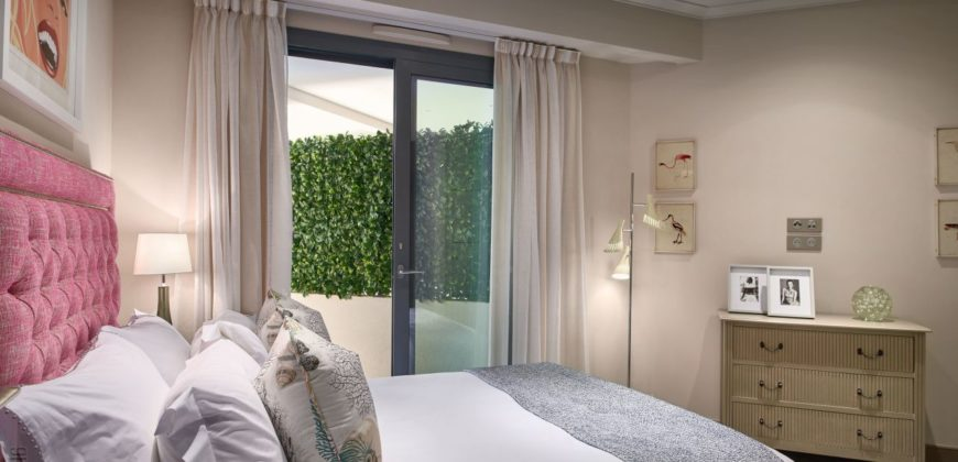 Апартаменты в Кап д'Антибе, Франция, 90 м2