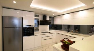 Апартаменты в Бодруме, Турция, 85 м2