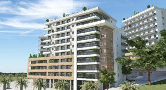 Апартаменты в Будве, Черногория, 45 м2