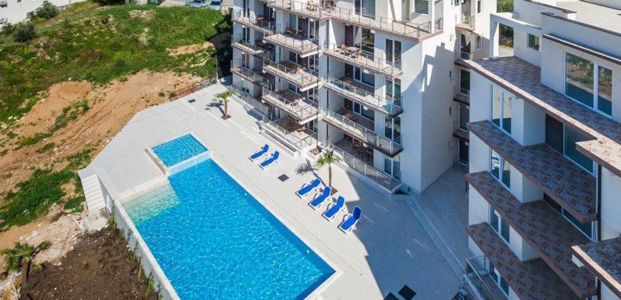 Апартаменты в Будве, Черногория, 76 м2