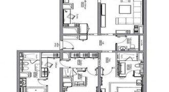 Апартаменты в Фонвьее, Монако, 180 м2