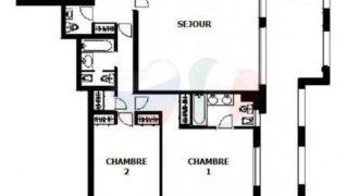 Апартаменты в Фонвьее, Монако, 205 м2