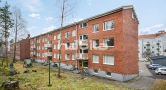 Апартаменты в Котке, Финляндия, 57 м2