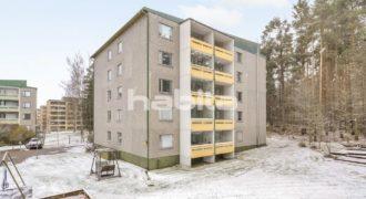 Апартаменты в Котке, Финляндия, 60 м2