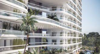 Апартаменты в Ларнаке, Кипр, 60 м2