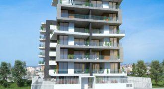 Апартаменты в Лимассоле, Кипр, 73 м2