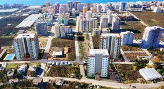 Апартаменты в Махмутларе, Турция, 76 м2