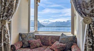 Апартаменты в Монтрё, Швейцария, 190 м2