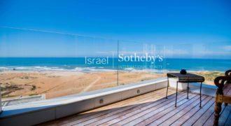 Апартаменты в Нетании, Израиль, 500 м2