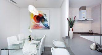 Апартаменты в Ориуэла Коста, Испания, 75 м2