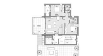 Апартаменты в Пафосе, Кипр, 61 м2