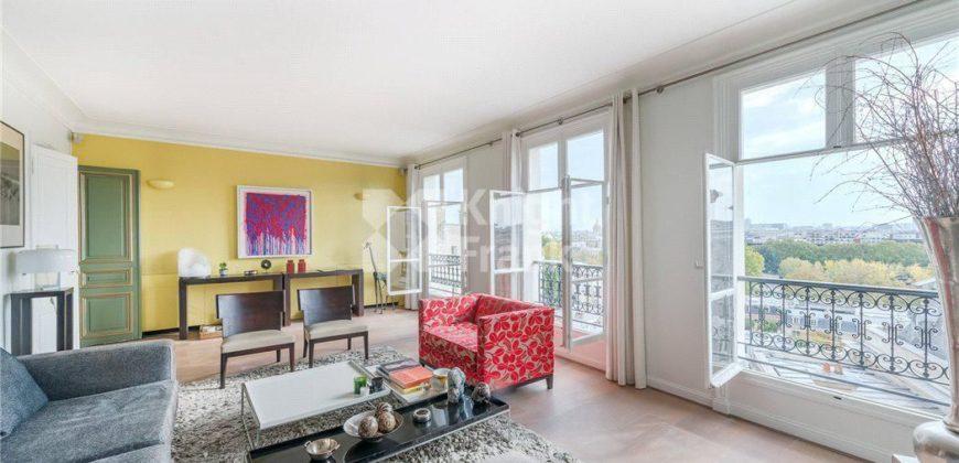 Апартаменты в Париже, Франция, 140 м2