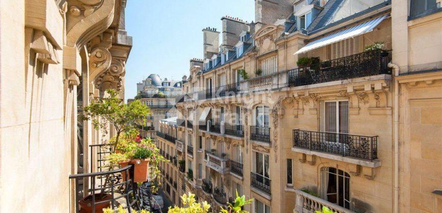 Апартаменты в Париже, Франция, 245 м2