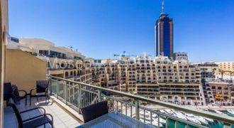 Апартаменты в Сент-Джулиансе, Мальта, 180 м2