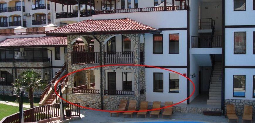 Апартаменты в Святом Власе, Болгария, 70 м2