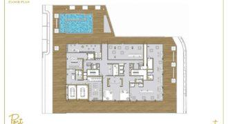 Апартаменты в Тель-Авиве, Израиль, 192 м2