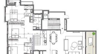 Апартаменты в Тель-Авиве, Израиль, 197 м2