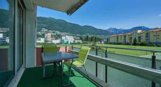 Апартаменты в Тичино, Швейцария, 50 м2