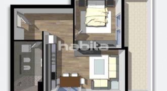 Апартаменты в Тиране, Албания, 54 м2