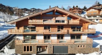 Апартаменты в Вале, Швейцария, 138 м2
