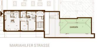 Апартаменты в Вене, Австрия, 132.7 м2