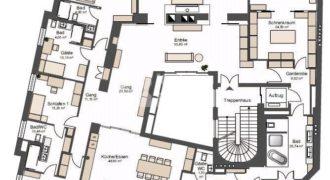 Апартаменты в Вене, Австрия, 350 м2