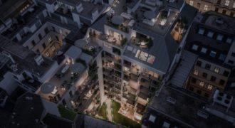 Апартаменты в Вене, Австрия, 74.58 м2
