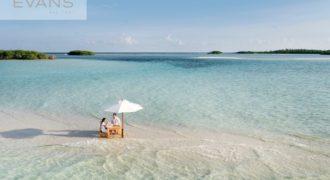 Бунгало Остров Медуфару, Мальдивы