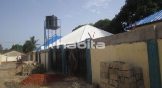 Дом Sanchaba, Гамбия, 76 м2