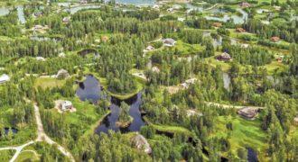 Дом в Цесисском крае, Латвия, 220 м2
