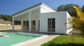 Дом в Кабарете, Доминиканская Республика, 125 м2