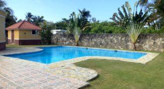 Дом в Кабарете, Доминиканская Республика, 180 м2