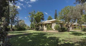 Дом в Кейсарии, Израиль, 380 м2