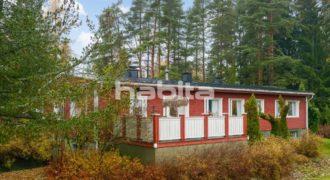 Дом в Ловииса, Финляндия, 145 м2