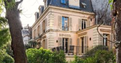 Дом в Париже, Франция, 300 м2