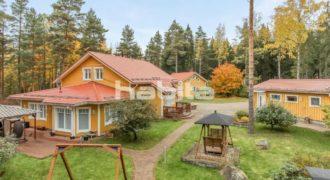 Дом в Порво, Финляндия, 255 м2