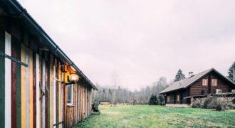 Дом в Рапламаа, Эстония, 115 м2