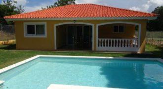 Дом в Сосуа, Доминиканская Республика, 118 м2