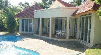 Дом в Сосуа, Доминиканская Республика, 140 м2
