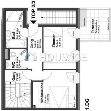 Дом в Вене, Австрия, 112 м2