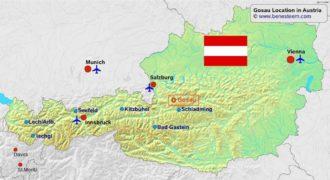 Инвестиционный проект в Гозау, Австрия, 980 м2