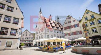 Коммерческая недвижимость Биберах, Германия, 1191 м2