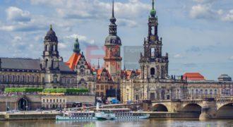 Коммерческая недвижимость Дрезден, Германия, 2850 м2