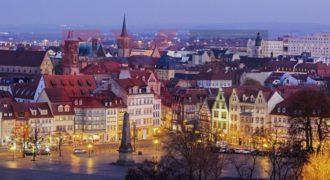 Коммерческая недвижимость Эрфурт, Германия, 7000 м2