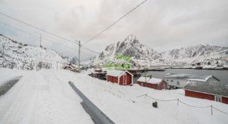 Коммерческая недвижимость на Лофотенских островах, Норвегия, 156 м2